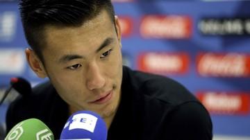2017-01-12 Reprezentant Chin zmienił klub za 20 milionów euro!