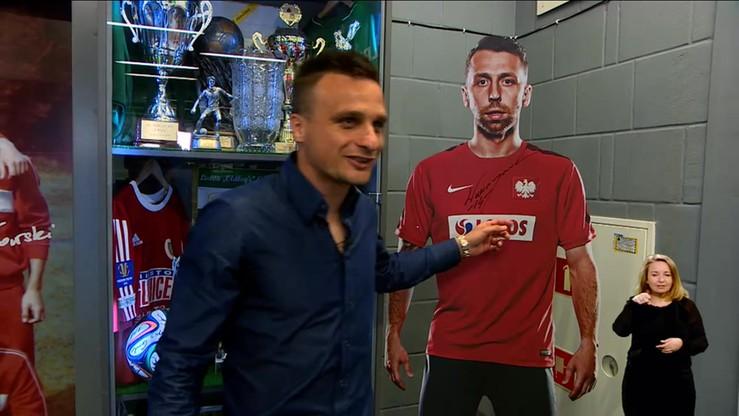 Peszko: Jest plan, żebym został w Lechii na długie lata