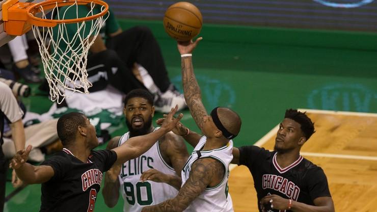 NBA: Drugie zwycięstwo Bulls nad Celtics