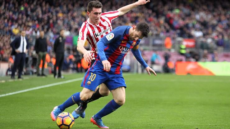 Gładkie zwycięstwo Barcelony! Messi znów zaskoczył z rzutu wolnego
