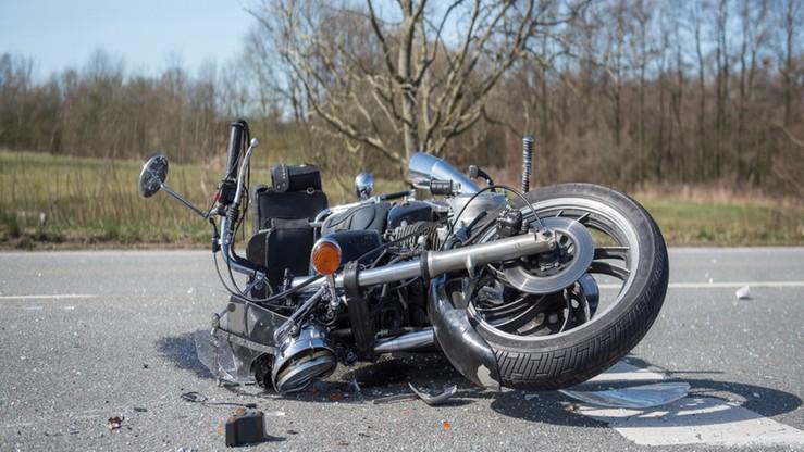 Już ponad 700 wypadków motocyklowych od początku roku