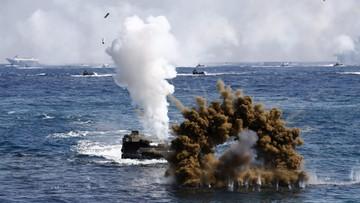 18-03-2016 05:15 Korea Północna wystrzeliła rakietowy pocisk balistyczny