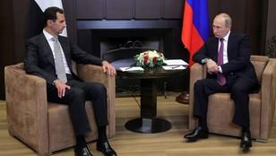 Putin i Asad spotkali się w Soczi. Rozmawiali o współpracy w Syrii