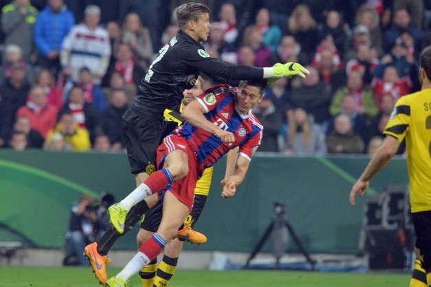 Piłkarska LM: decyzja o występie Lewandowskiego w ostatniej chwili