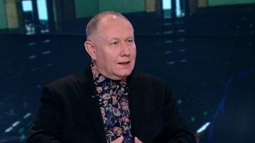 Tytuł: Kaczyński zawsze spada na cztery łapy jak kot i to z wróblem w pysku - profesor Adam Grzegorczyk w Polsat News