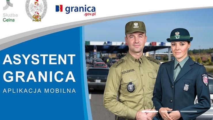"""""""Asystent Granica"""" - mobilna aplikacja dla podróżnych"""