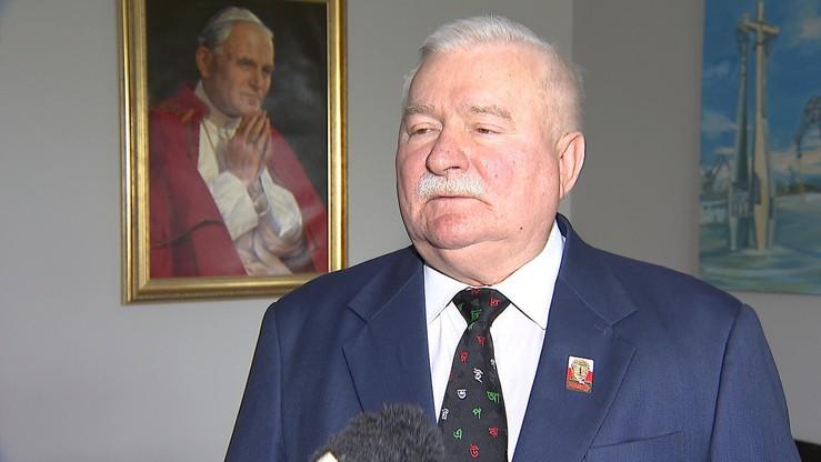 Wałęsa o Kaczyńskim: żyje w urojonym świecie, a rządzi, niestety, rzeczywistymi ludźmi