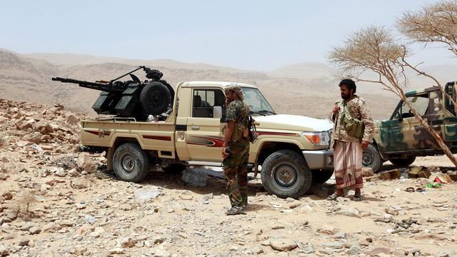 Jemen: rebelianci twierdzą, że zestrzelili marokański samolot bojowy