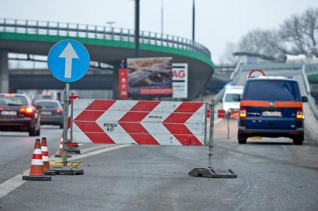 Most Łazienkowski: przygotowania do rozpoczęcia właściwych prac