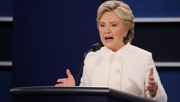 21-10-2016 11:04 Fox News: Clinton mogła w debacie zdradzić tajne informacje