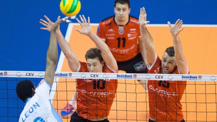 Asseco Resovia - Zenit Kazań. Transmisja w Polsacie Sport i Polsacie Sport News