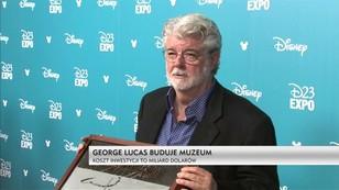 George Lucas buduje muzeum. Zapłaci za nie... miliard dolarów