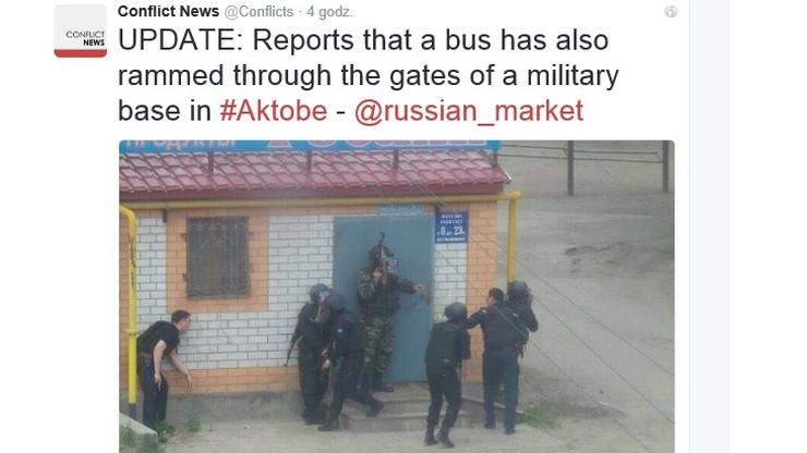 Strzelanina islamistów w Kazachstanie: 9 zabitych, 6 rannych