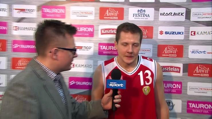 2015-11-22 Kamil Chanas: Stworzymy Anwilowi piekło w kolejnym meczu