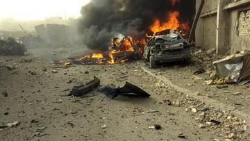 14-09-2017 17:08 Irak: co najmniej 50 osób zginęło w zamachach na południu kraju