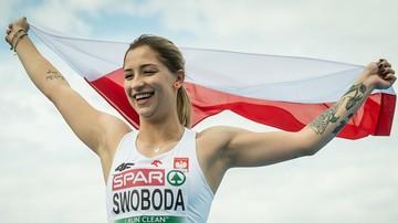 2017-07-21 Rekord Polski Krukowskiego, Swoboda i Zalewski najlepsi na 100 m