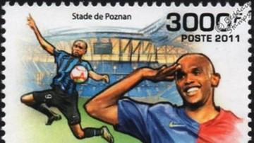 2017-10-18 Kolejorz, Eto'o, Inter, Barca, Kamerun i Burundi razem? Znaczek robi furorę!