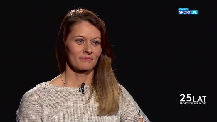 Nowakowska: Brakuje mi tylko medalu olimpijskiego