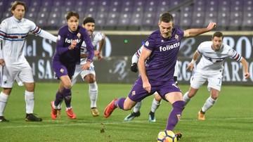 2017-12-13 Fiorentina lepsza od Sampdorii! 90 minut Drągowskiego (WIDEO)
