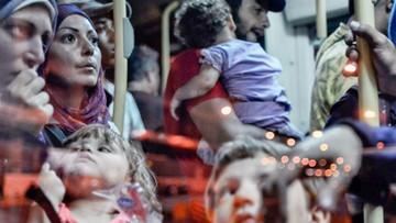 15-11-2016 19:03 Do Włoch w tym roku dotarło ponad 166 tys. migrantów
