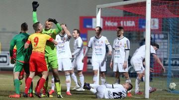 2017-03-11 21. kolejka Nice 1 Ligi: Faworyci stracili punkty