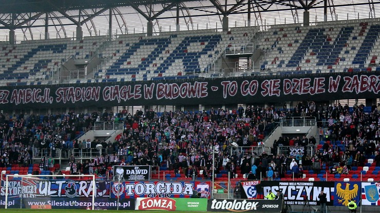 Stadion w Zabrzu z nową nazwą!