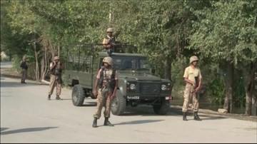 02-09-2016 10:00 Pakistan: atak uzbrojonych napastników na chrześcijańskie osiedle
