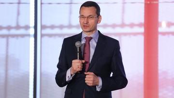 22-04-2017 13:49 Morawiecki: Spodziewałem się utrzymania bardzo dobrej perspektywy