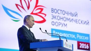 03-09-2016 12:54 Putin: Rosja nie akceptuje samozwańczego statusu nuklearnego Korei Płn.