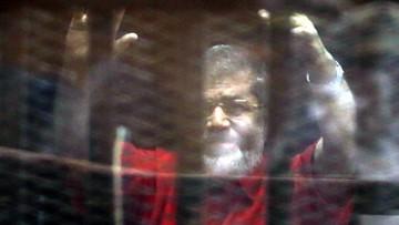 07-05-2016 22:41 Egipt: kara śmierci dla sześciu osób. Wyrok dla byłego prezydenta w czerwcu
