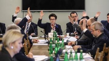 Komisja: siedmiu członków PKW wybierze Sejm.