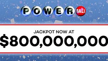 09-01-2016 10:55 800 mln dolarów do wygrania w loterii Powerball. Rekordowa kumulacja