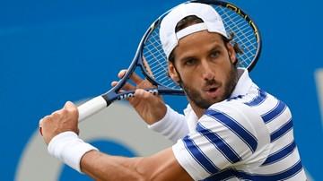 2017-06-24 Turniej ATP w Londynie: Lopez wyeliminował Dimitrowa w półfinale