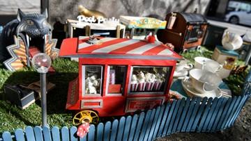 23-04-2017 21:53 Miniaturowy park rozrywki dla myszy hitem w szwedzkim mieście Malmö