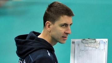 2016-12-14 Gogol pozostanie trenerem Espadonu Szczecin do końca sezonu