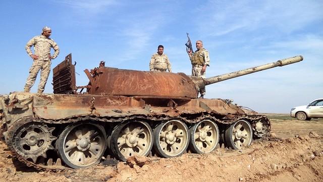 Iran chce pomóc Irakowi w walce z Państwem Islamskim