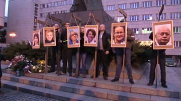 Śledztwo w sprawie powieszenia zdjęć europosłów na szubienicach