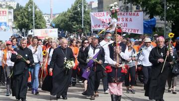 14-08-2016 17:41 Jasna Góra: ostatnie pielgrzymki przed świętem Wniebowzięcia NMP
