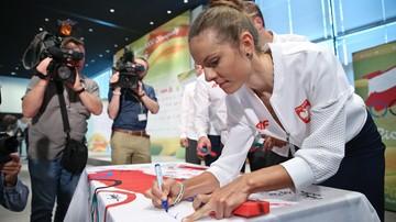 2016-07-22 Włoszczowska: Mam nadzieję, że Brazylia przyniesie mi szczęście
