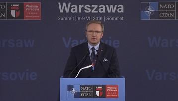 09-07-2016 13:05 Szczerski: będzie współpraca Polski i USA dot. bezpieczeństwa energetycznego