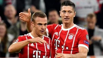 2017-12-29 Wybrano piłkarza roku Bayernu Monachium. Są niespodzianki