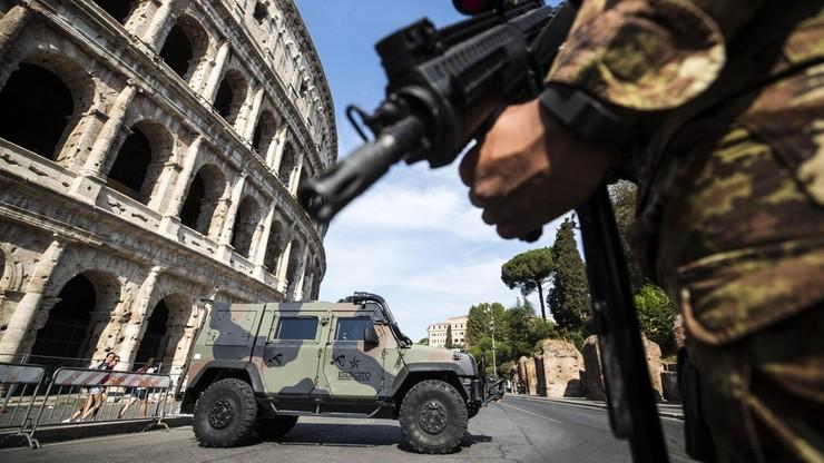 Szef włoskiego MSW: miasta nie zostaną zmilitaryzowane z powodu zagrożenia