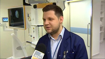 Warszawa: otwarto pierwsze w Europie Interwencyjne Centrum Neuroterapii