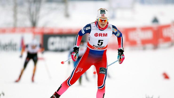 Strażacy uratowali norweską biegaczkę narciarską. Wyciągnęli ją z bagna