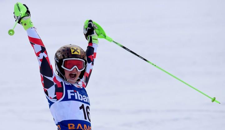 Fenninger wygrała supergigant w Bansku