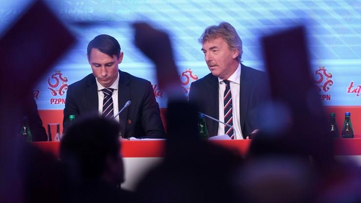 Zbigniew Boniek ponownie wybrany na prezesa PZPN