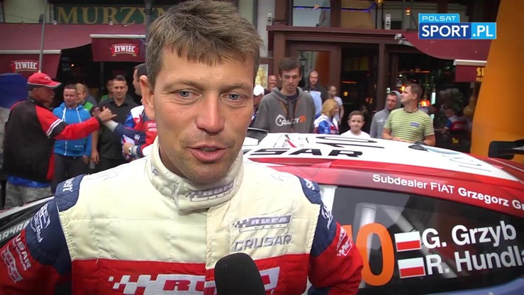 Grzyb najlepszy w trzeciej rundzie Rajdowych Samochodowych Mistrzostw Polski