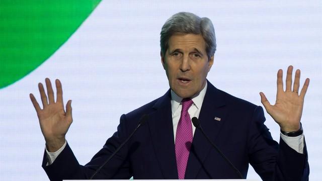 Kerry - jest postęp w rokowaniach ws. zjednoczenia syryjskiej opozycji