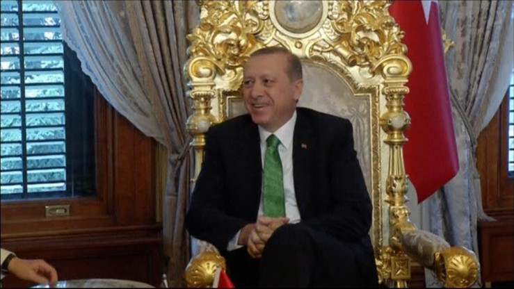 """Turcja. Prokurator żąda kary więzienia za """"obrazę"""" Erdogana. Dla... dwójki dzieci"""