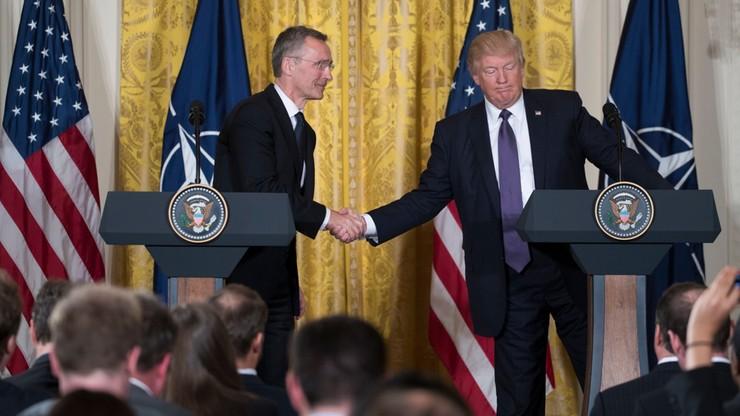 Trump: NATO nie jest już przestarzałe